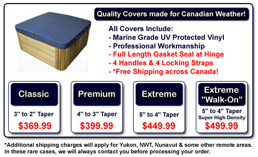 Hot Tub Covers Canada