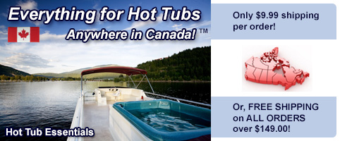 Hot Tub Products and Supplies Canada