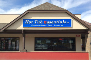 Hot Tub Supplies Store Canada