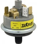 Threaded Pressure Switch, 1 Amp (3902)