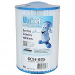"6CH-925 Filter (6"" W, 8-1/4"" L) by Unicel"