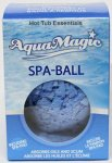 Spa Ball with Cleaning Pad