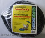 Quick Drain 24 foot Extension Hose Kit