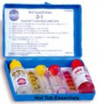 Chlorine & pH Test Kit by Rainbow