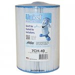 "7CH-40 Filter (7"" W, 9-3/4"" L) by Unicel"